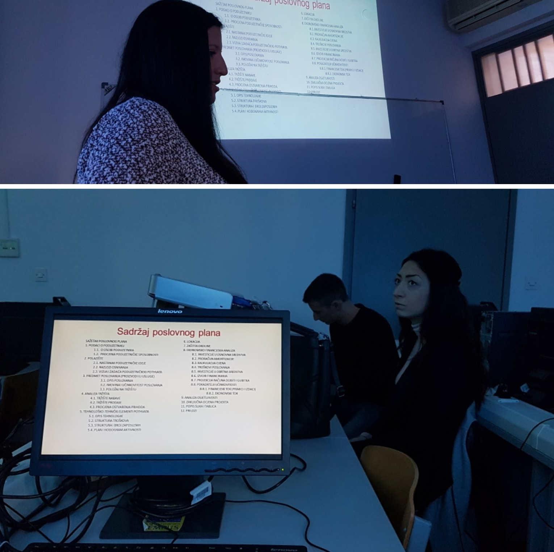 Slike s radionica projekt BPI 2017.
